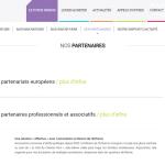 Page partenaires